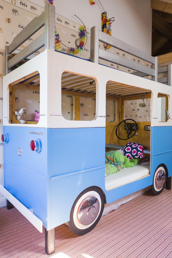 Galerie Das Vw Bus Bett Einmalig Kreativ Voller Spielfreude