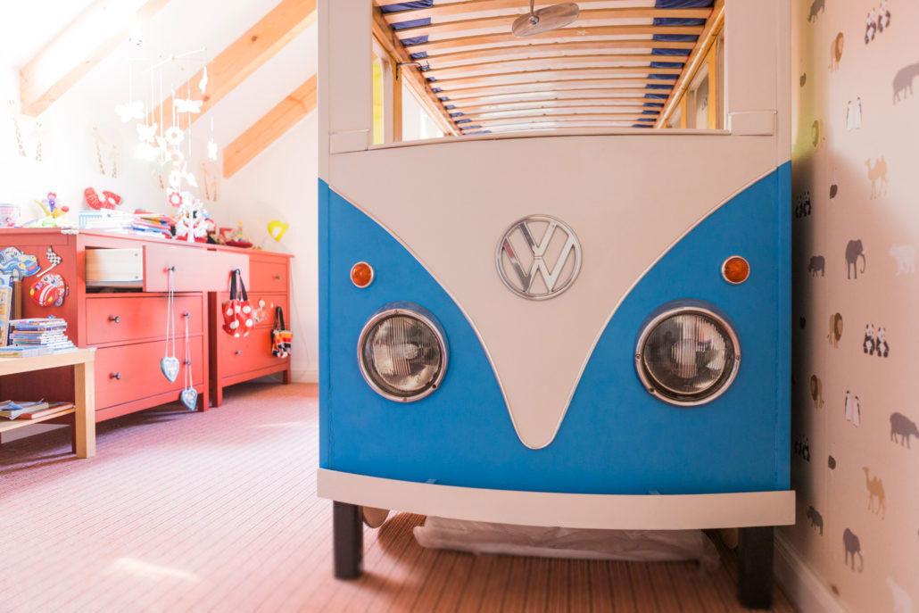 Galerie – Das VW Bus Bett – einmalig, kreativ & voller Spielfreude